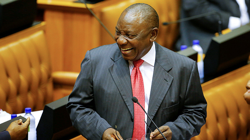 Президент из списка Forbes: как изменится политика ЮАР при новом лидере