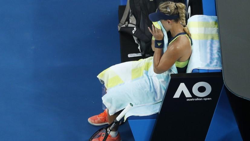 Шарапова снялась с турнира WTA в Дубае из-за травмы