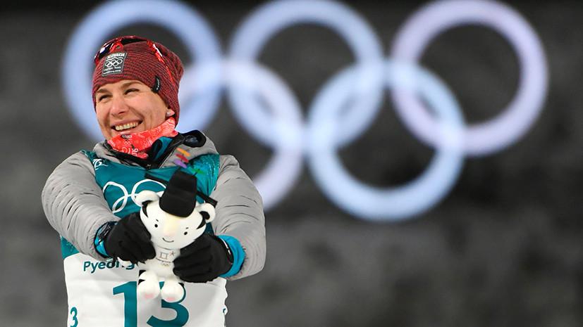 Биатлонистка Кузьмина намерена завершить карьеру после окончания сезона