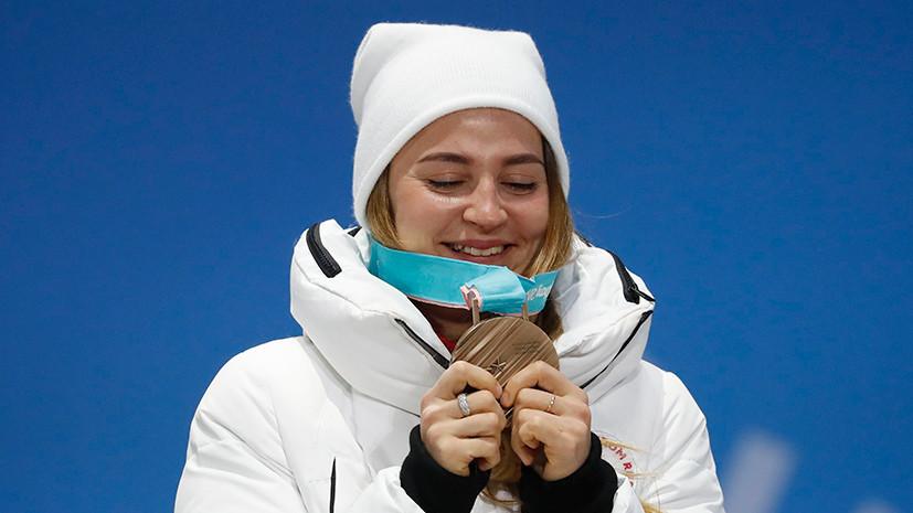 Российским спортсменам запретили надевать медали в Доме спорта