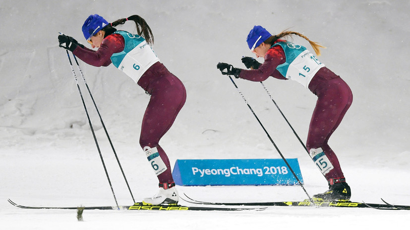 Стал известен состав российской команды на женскую лыжную эстафету на ОИ-2018
