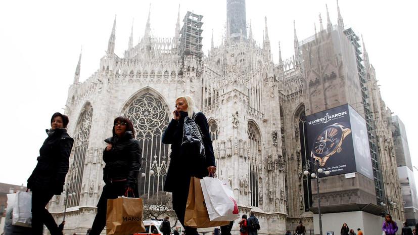 Гроза над Римом: может ли итальянская экономика повторить судьбу греческой