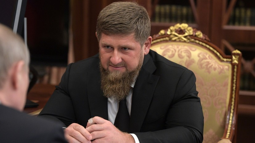 Кадыров назвал Путина супергероем