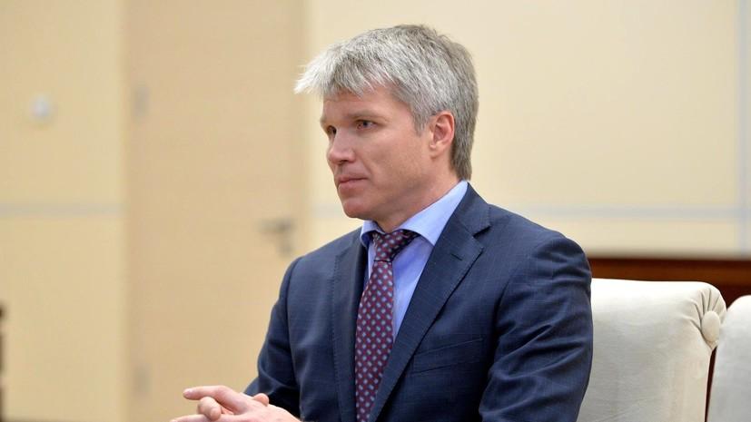 Колобков прокомментировал бронзу лыжника Спицова на ОИ-2018