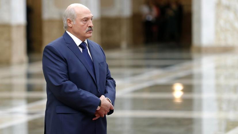 Лукашенко уволил двух министров и призвал не ждать пощады
