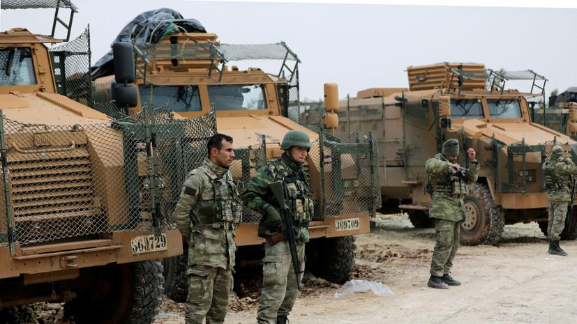 в России оценили возможность ввода сирийской армии в Африн