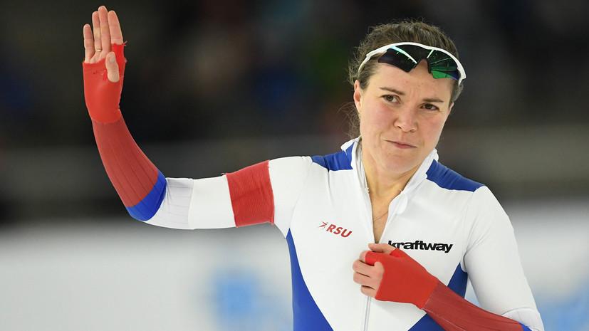 Отказавшаяся от участия в Олимпиаде Граф рассказала, как болела за Воронину, когда смотрела забег на 5000 м на Играх