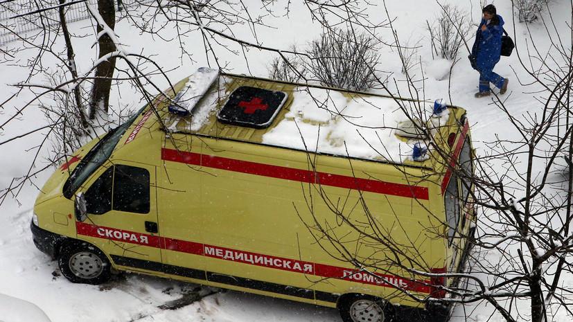 Четырёхлетняя девочка умерла во время прогулки в детском саду
