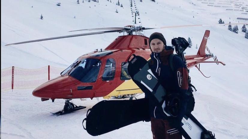 Сноубордист Олюнин будет несколько дней наблюдаться врачами в Южной Корее