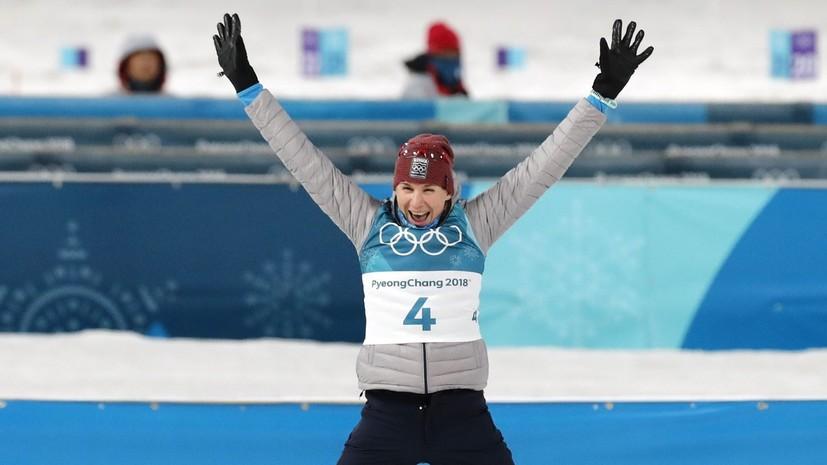 Биатлонистка Кузьмина: точного решения, что заканчиваю свою спортивную карьеру, не хочу озвучивать