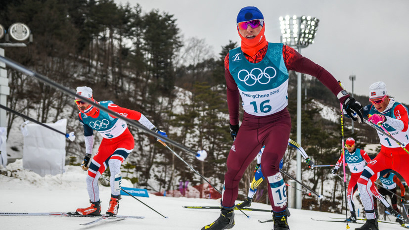 Сборная России завоевала свою десятую медаль на Олимпийских играх в Пхёнчхане
