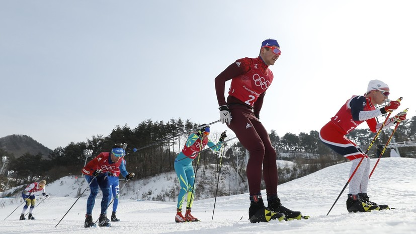 Крамер: результат российских лыжников является лучшим ответом на то, что они выигрывают без допинга