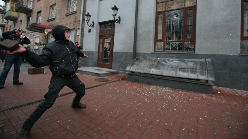 «Чревато эскалацией экстремизма»: Россия призвала США не поддерживать «пещерный национализм» на Украине
