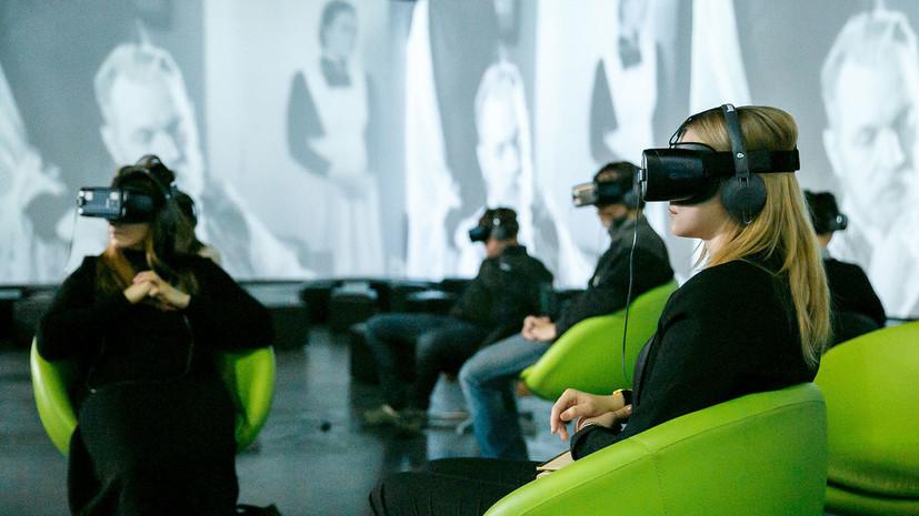 RT покажет панорамный фильм из цикла «Революция 360» на Берлинском кинофестивале