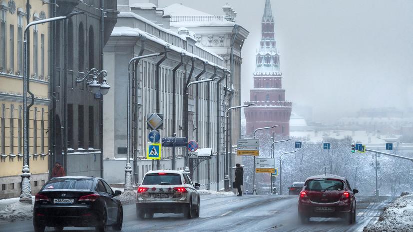 УЕФА следит за погодой в Москве перед матчами ЦСКА и «Локомотива» в Лиге Европы