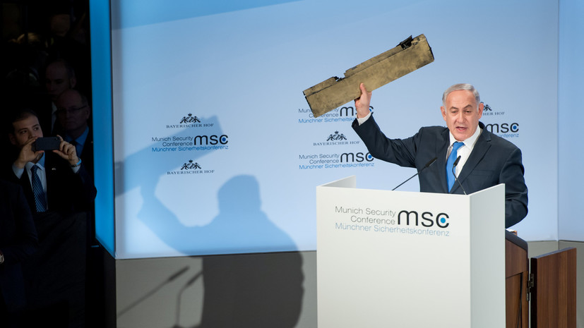 Космические стрелы: для чего Израилю нужен новый комплекс ПРО