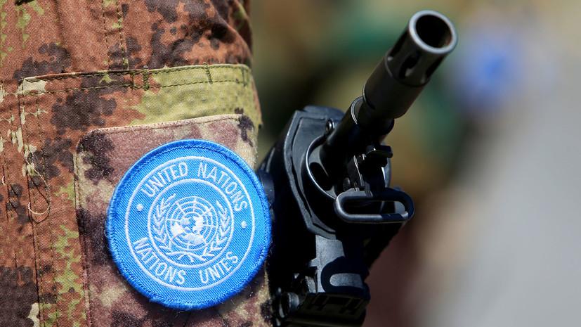 «Это всё отговорки»: почему Киев выступил против белорусских миротворцев в Донбассе