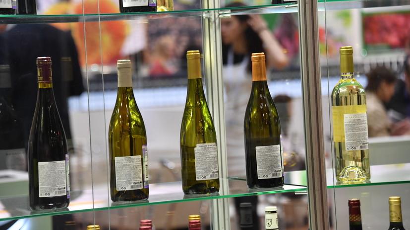 Минфин предложил перенести запуск онлайн-продаж алкоголя на год