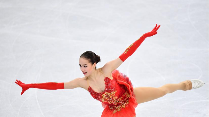В сети считают, что допинг-офицеры намеренно сорвали тренировку Загитовой на ОИ-2018