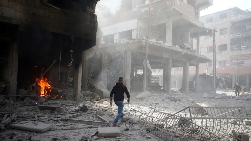 «Поехали туда по своей воле»: МИД РФ сообщил о десятках раненных в Сирии россиян