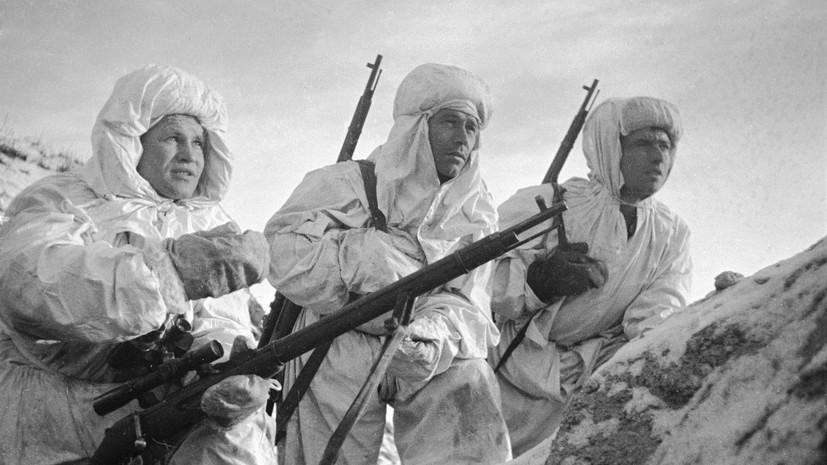 «Казалось, будто слышу удар пули о голову врага»: какими подвигами прославился Герой Советского Союза Василий Зайцев