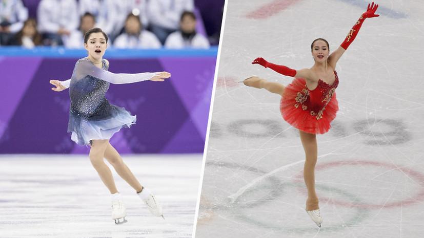 Россиянки против остального мира: 7 причин следить за турниром фигуристок на Олимпиаде