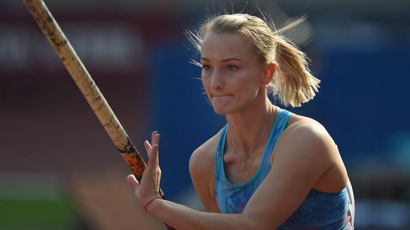 Легкоатлетка Муллина получила приглашение на участие в зимнем ЧМ в Бирмингеме