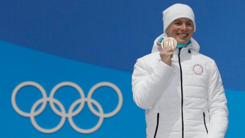 Лыжник Спицов: мы не ради денег бегаем, а ради медалей