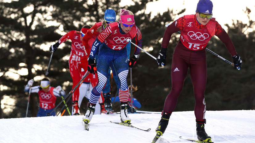 Лыжница Непряева: взяла изначально слишком быстрый темп