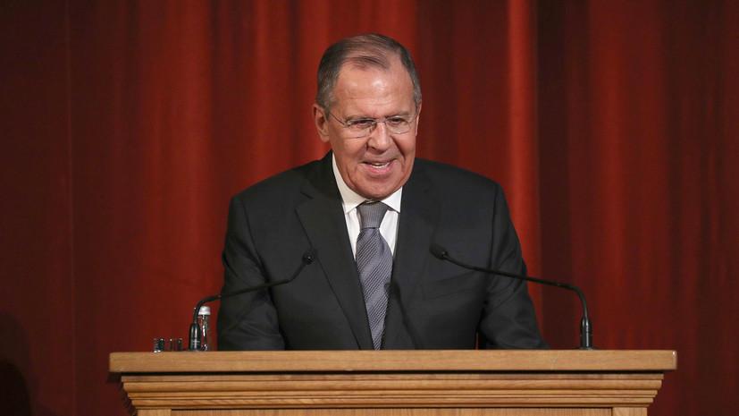 Лавров шуткой ответил на вопрос, за кого он будет болеть в матче между ЦСКА и «Црвеной Звездой»