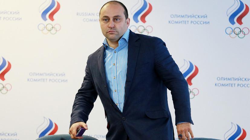 Свищёв заявил, что пока нет доказательств версий попадания мельдония в организм Крушельницкого