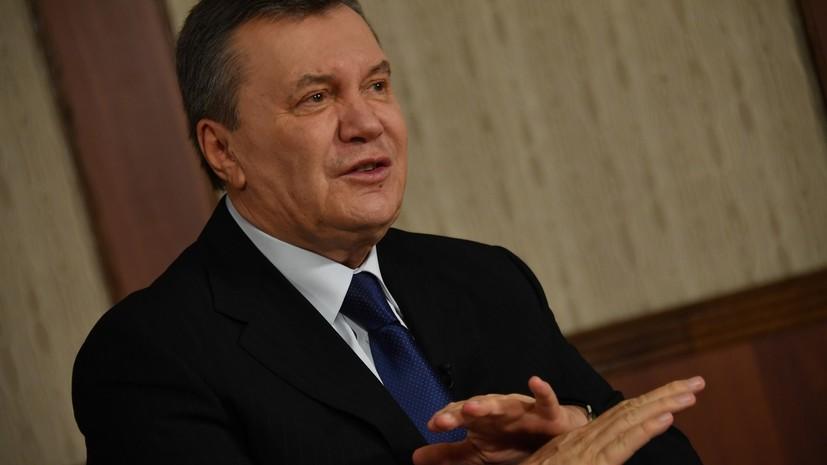 Суд в Киеве отказал защите Януковича в повторном допросе Порошенко