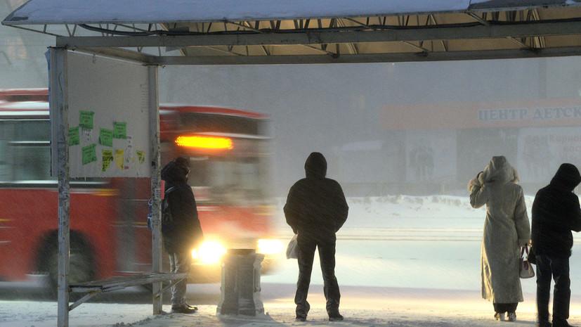 В РФ могут запретить отменять маршруты транспорта без согласия городских жителей