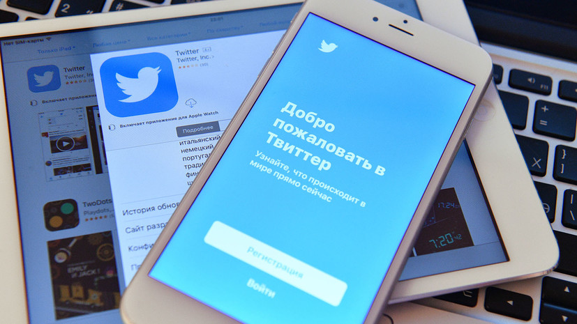 Что стоит за массовой блокировкой пользовтелей в Twitter