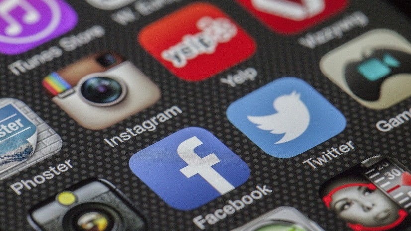 Соцсеть Facebook устранила сбой в работе