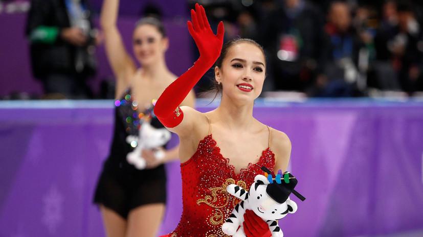 Третьяк: результат Загитовой и Медведевой вдохновит российских хоккеистов