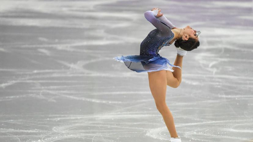 Медведева: получилось завершить Олимпиаду без сожаления