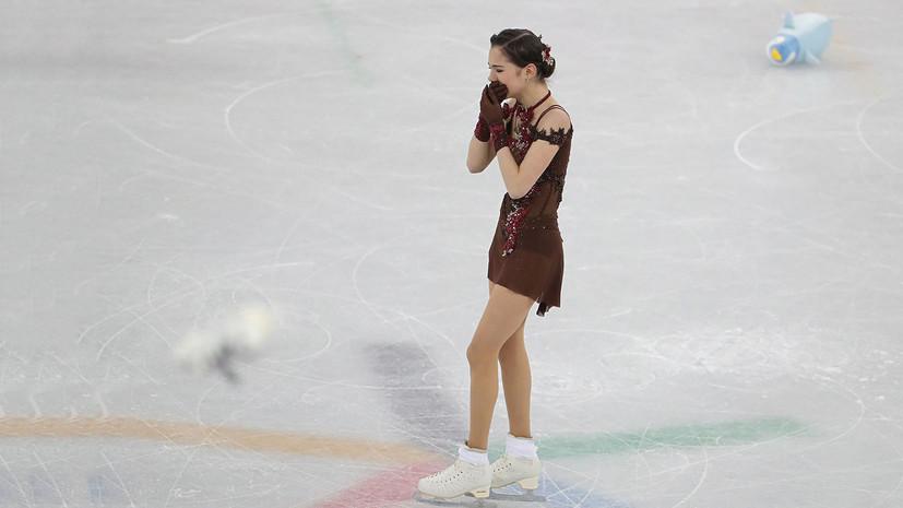 Медведева получила больше игрушек после выступления на Олимпиаде, чем Загитова