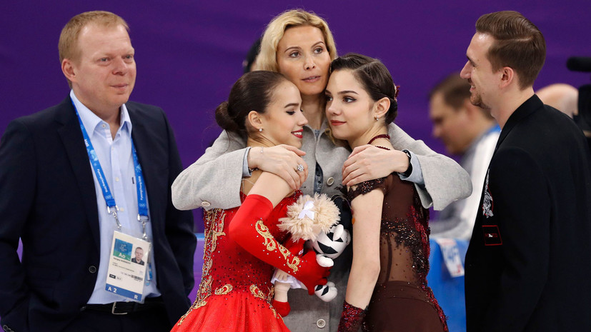 Горшков: к сожалению, первое место на Олимпиаде одно