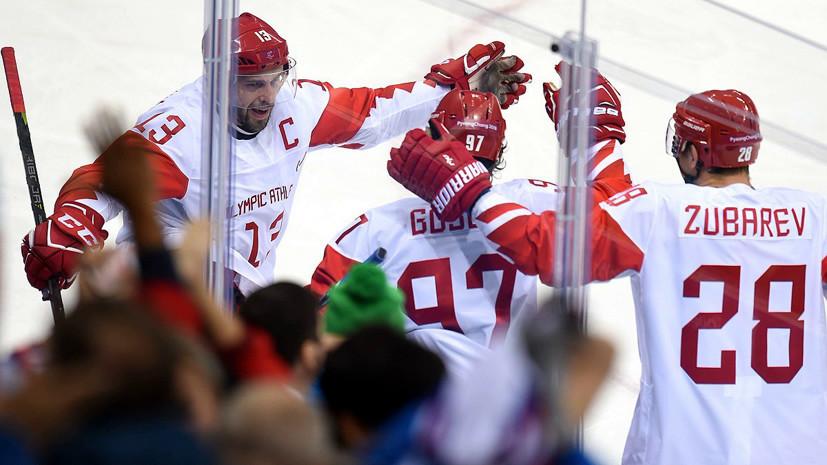 Третьяк рассказал, кого хочет видеть соперником сборной России по хоккею в финале ОИ-2018