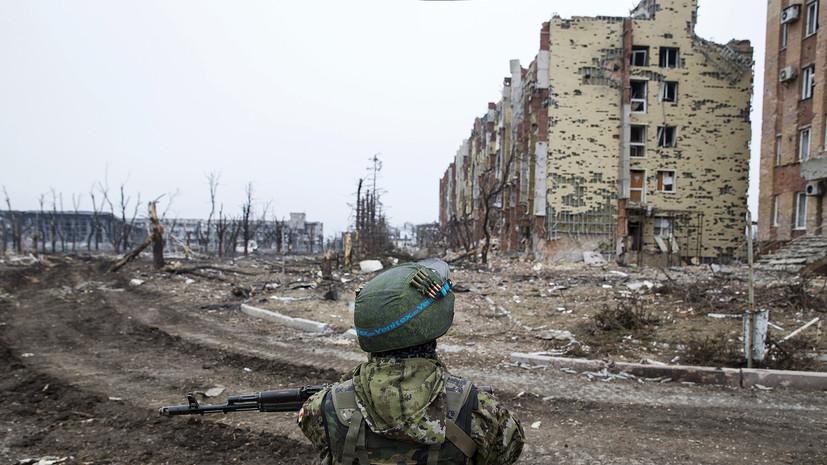 «Порошенко перечеркнул Минские соглашения»: МИД прокомментировал вступление в силу закона о реинтеграции Донбасса