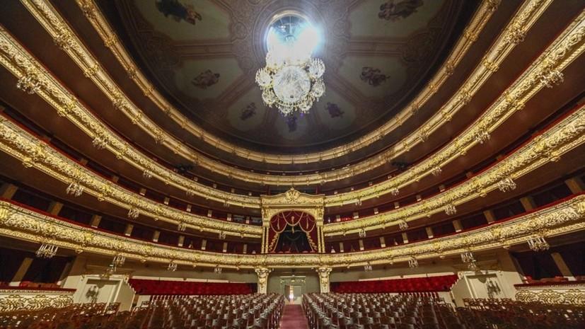 «Гастроли расписаны на четыре года вперёд»: директор Большого театра о творчестве, амбициях артистов и геополитике