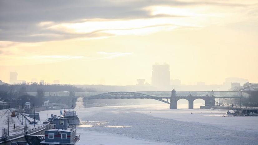 Синоптики ожидают аномального начала весны в Московском регионе