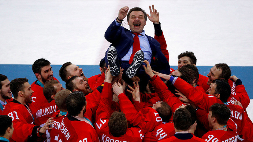 В Госдуме отреагировали на статью New York Post о победе российских хоккеистов
