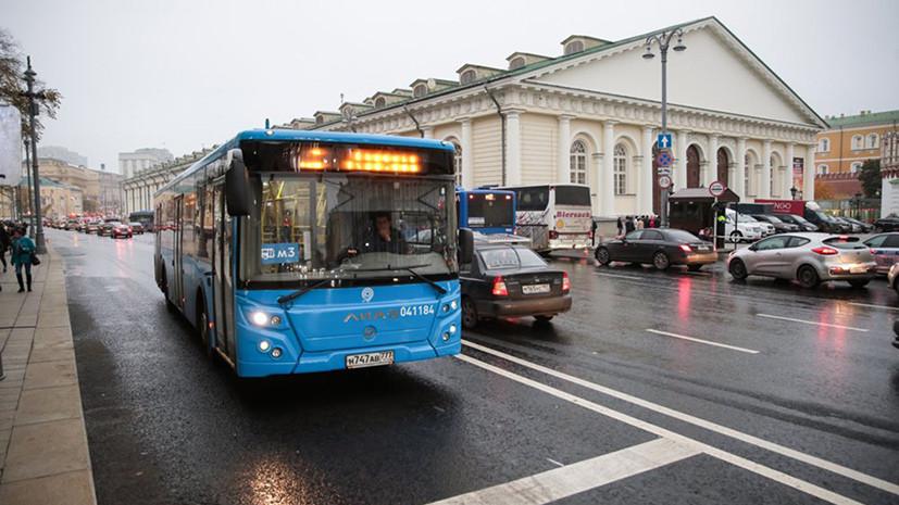 В России предложили запретить отмену маршрутов транспорта без одобрения жителей