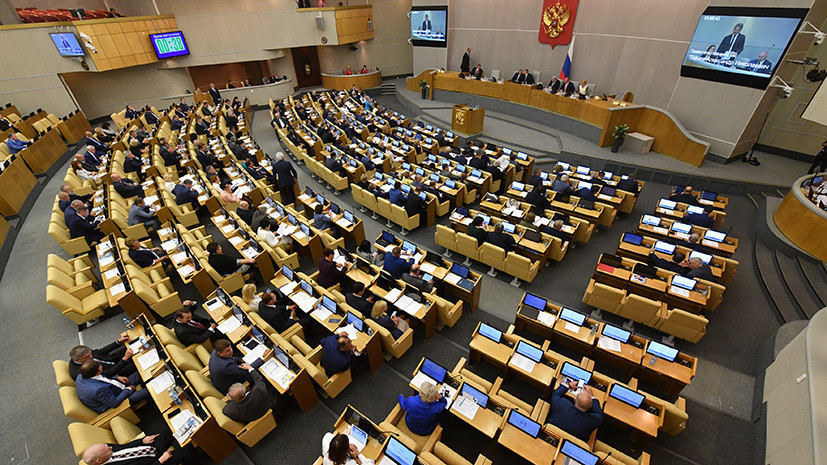 В Госдуме прокомментировали заявление Тарпищева о возможном скором восстановлении статуса ОКР