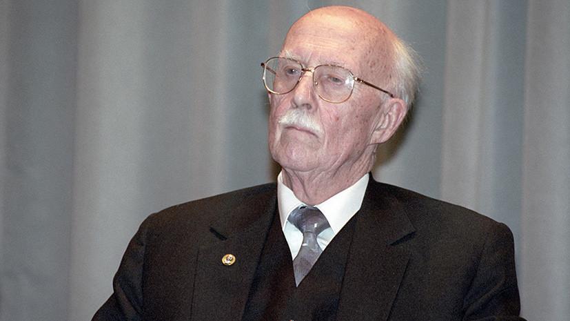 Скончался учёный-китаевед и дипломат Сергей Тихвинский
