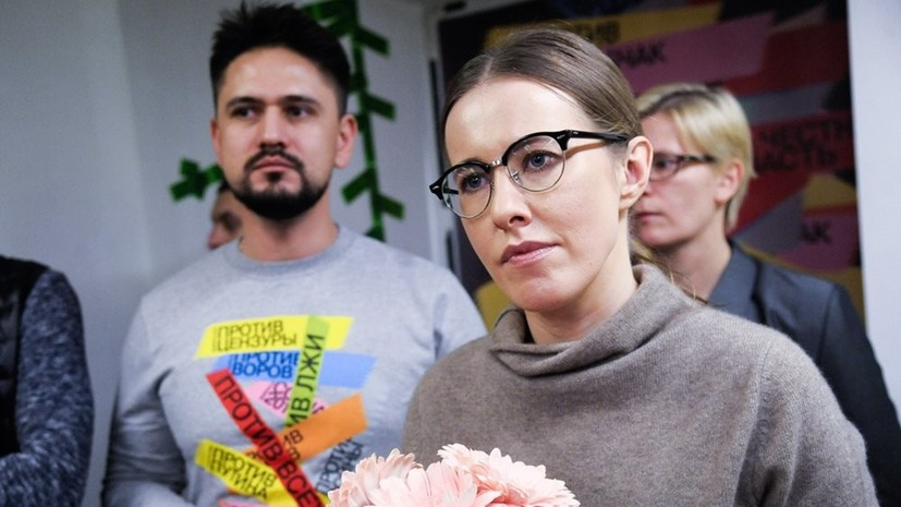 Верховный суд отклонил жалобу Собчак на регистрацию Путина кандидатом в президенты
