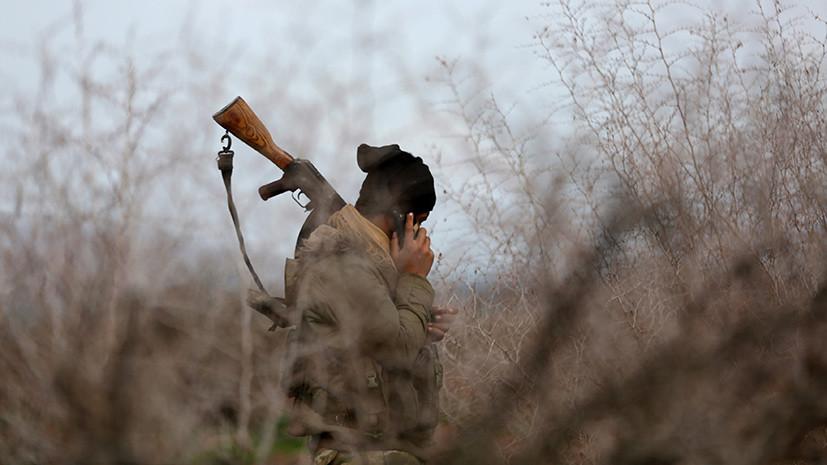 Турция вводит спецназ в Африн