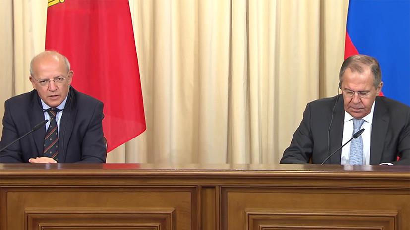 Лавров заявил, что Москва ожидает новых вбросов через СМИ о якобы химатаках в Сирии